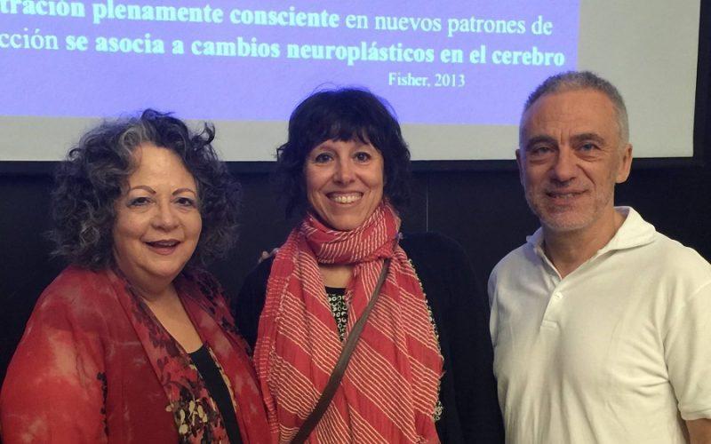 Janina Fisher Vergüenza Odio tratamiento trauma Instituto Carl Rogers Cristina Fumàs Verdeny José María Herrera Sensorimotor Psychotherapy Institute